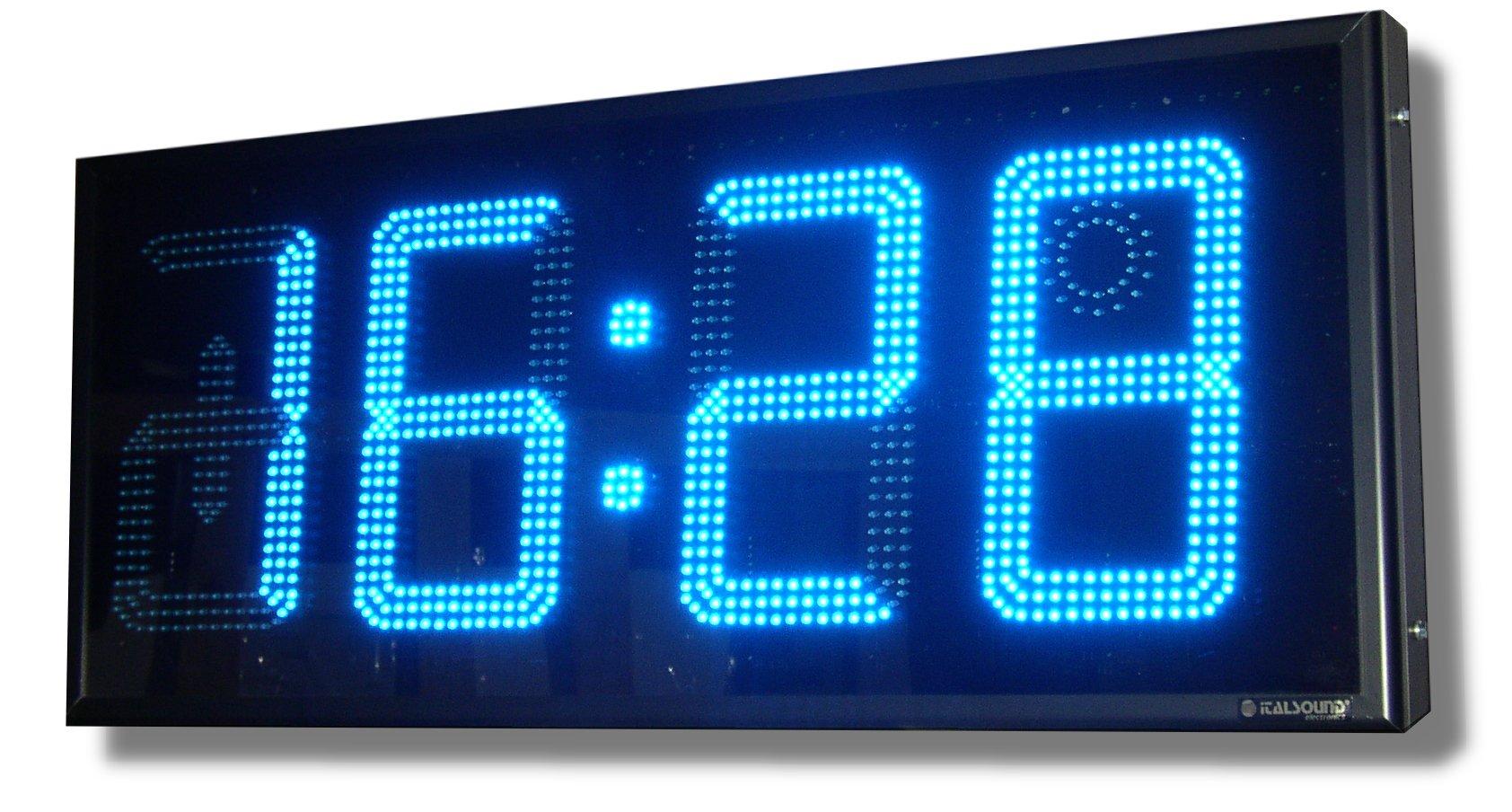 Display Ora-Data-Temperatura